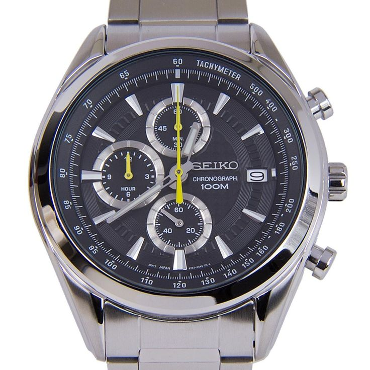 Chronograph-Divers.com - Seiko Quartz Chrono Analog 100m Stainless Steel Casual Watch SSB175 SSB175P SSB175P1, $133.00 (http://www.chronograph-divers.com/seiko-quartz-chrono-analog-100m-stainless-steel-casual-watch-ssb175-ssb175p-ssb175p1/)