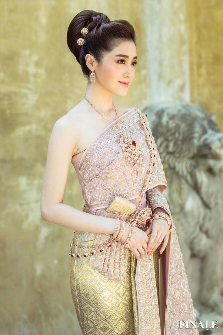 Thailand Costume Thai Traditional Dress