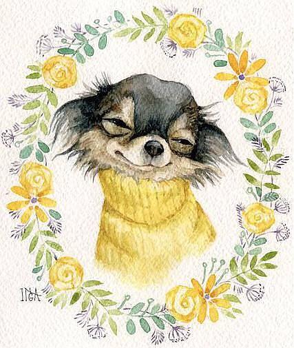 Inga Izmaylova è una illustratrice contemporanea Russa. Vive a Mosca e firma i suoi disegni di animali Inga SmC. ...