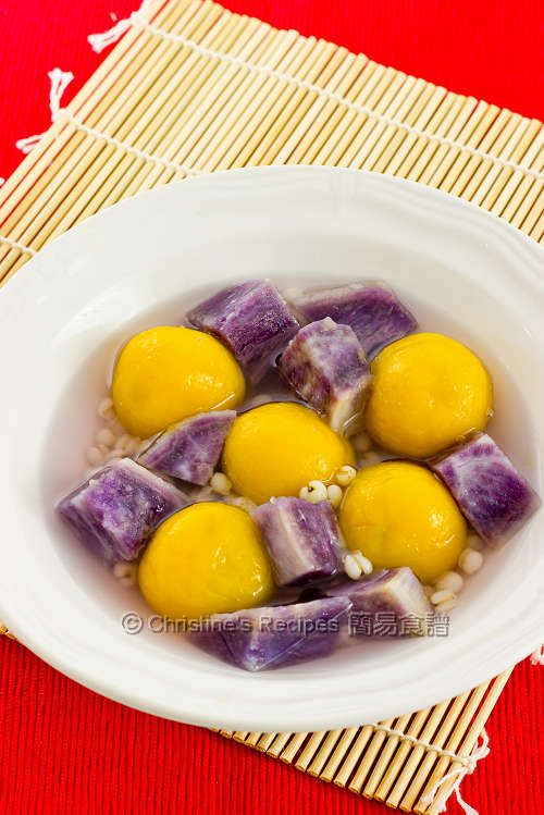 247 best sweet soups images on pinterest sweet soup asian pumpkin dumplings with purple yam chinese foodchinese dessertsasian forumfinder Gallery
