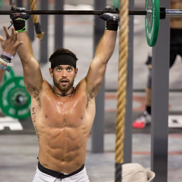 The Hottest Guys Of The 2014 Crossfit Games Clay Baby