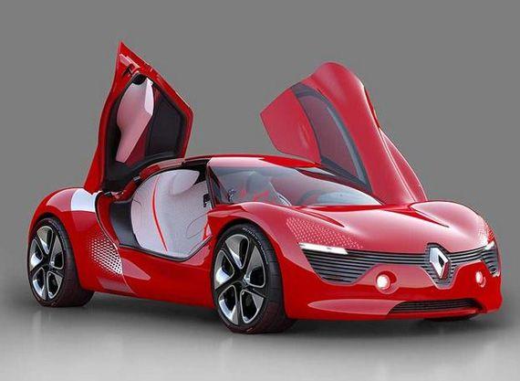 Концепт Renault DeZir (Рено ДеЗир) 2010 года Главный дизайнер Renault показывает новейший язык дизайна в концепте спорткара | Новости автомира на dealerON.ru