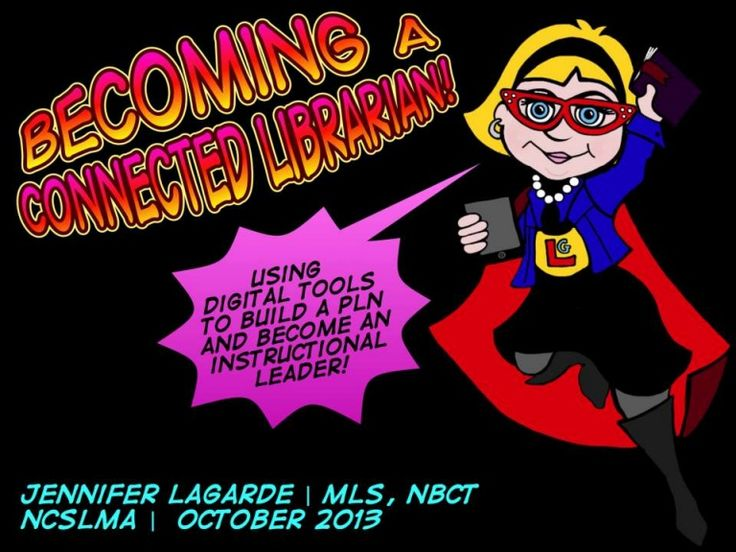 Why Become a Connected Librarian?