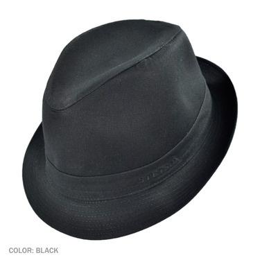 Stetson Nero Fedora Hat (Black)