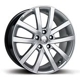 "RIVA AVS in Silver Specification: Size: 18"" x Width:7.5J Fitment: 5 stud only  PRICE, SET OF 4 £432"