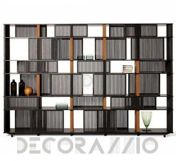 Lloyd Bookcase By Poltrona Frau, Salone Del Mobile 2016