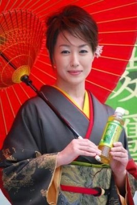 Reiko Takashima, Japanese actress