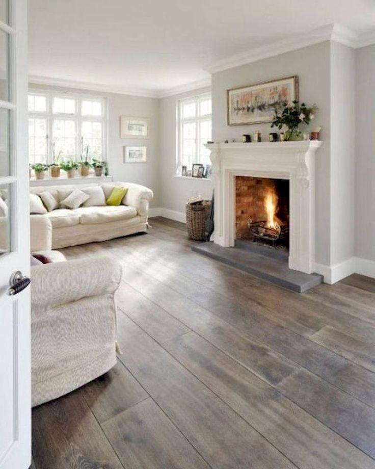 46 Cozy Modern Rustic Living Room Decor Ideas