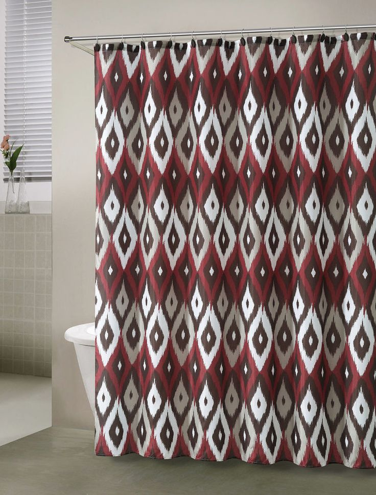 Details About Mirage™ High End Textured Fabric Shower Curtain By Victoria  Classics Ltd.™