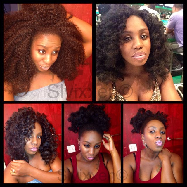 22 Best Hair Choices Images On Pinterest Natural Hair African