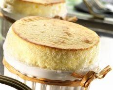 Soufflé léger au fromage