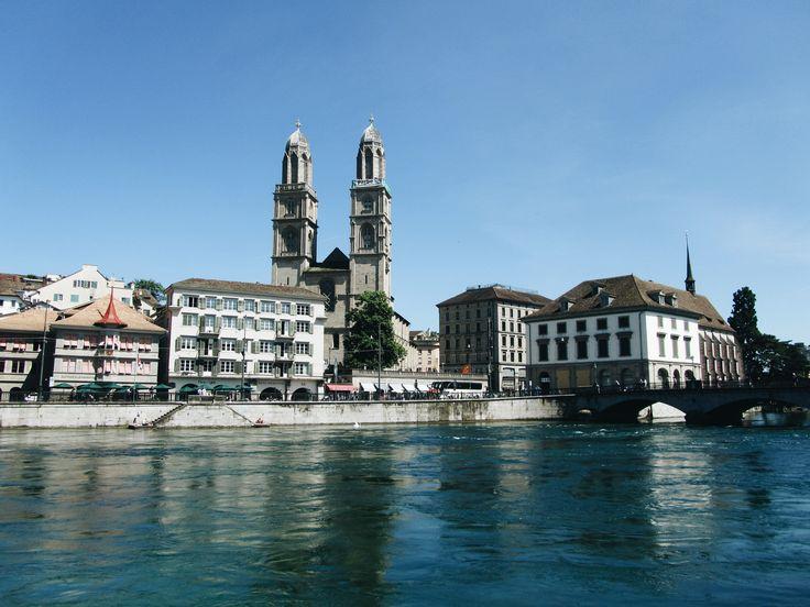 Mijn artikel over mijn trip naar #Zürich staat online! #zurich #zwitserland
