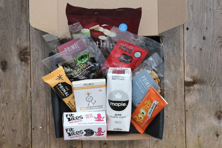 The Savannah - Primal Snack Box . Spottted Awfully Posh biltong in this fab box of goodies (we make it!)