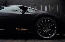 Lamborghini - Superleggera