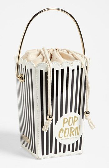 kate spade new york 'cinema city - popcorn' tote available at #Nordstrom