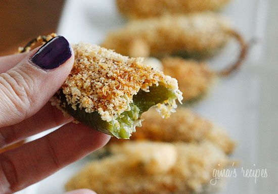 Did we say Skinny Appetizers? - Skinny Baked Jalapeño Poppers ...