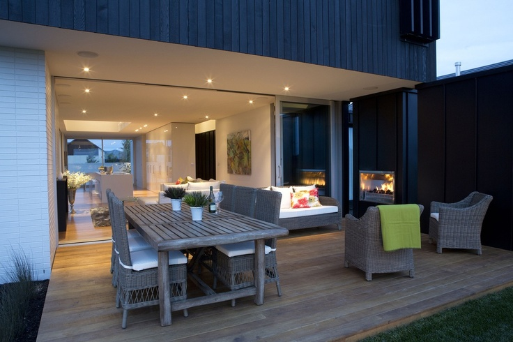 Distinct Homes - decking
