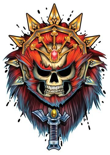 1ee0af505 Ganon - Game Over 3 Temporary Tattoo in 2019   Tattoos   Tattoos, 12 ...