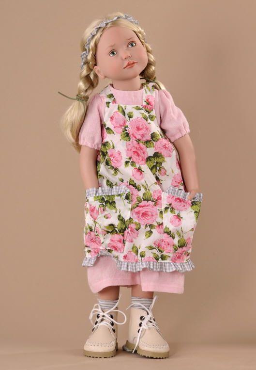 Zwergnase Dolls 2012 Junior Collection Rena