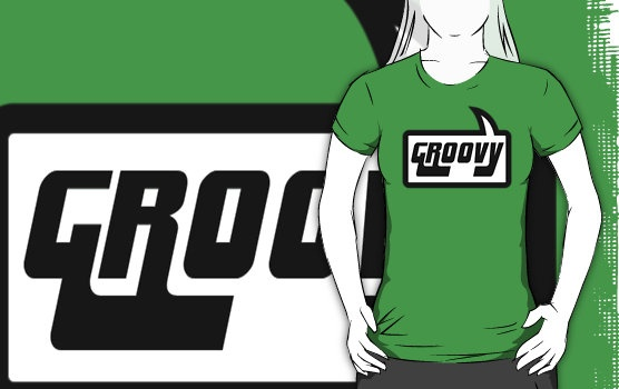 GROOVY T-SHIRT by Bubble-Tees.com