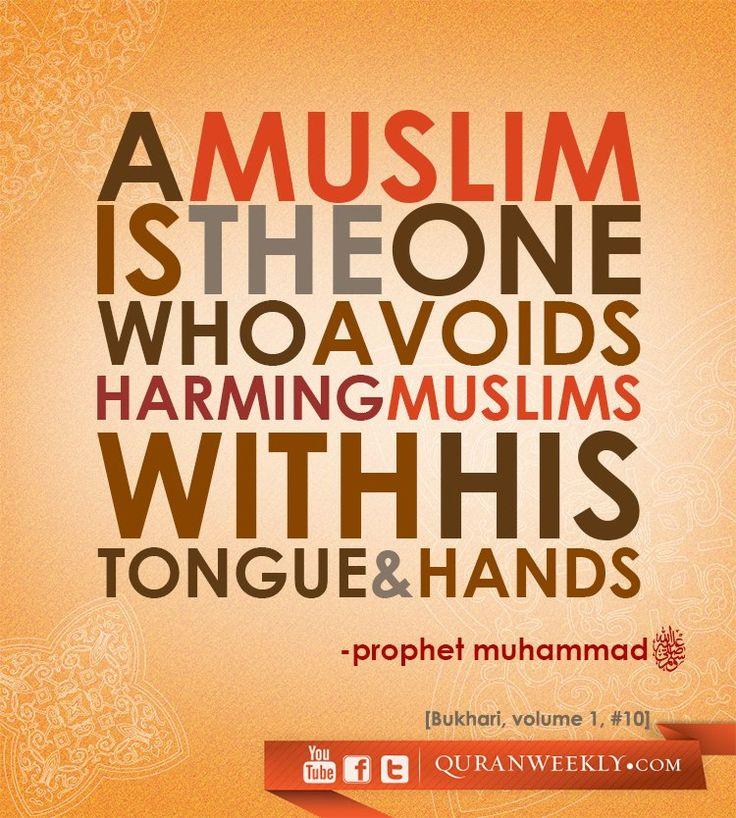Quotations essay true muslim