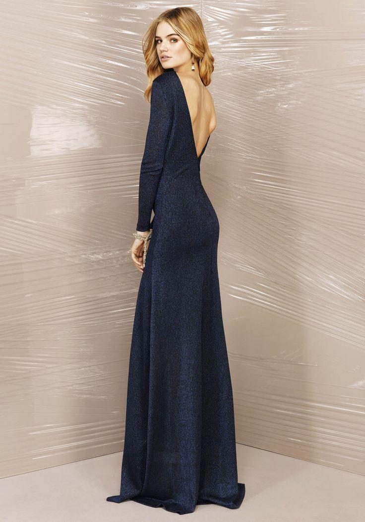 Voor echte diva's: lange jurk
