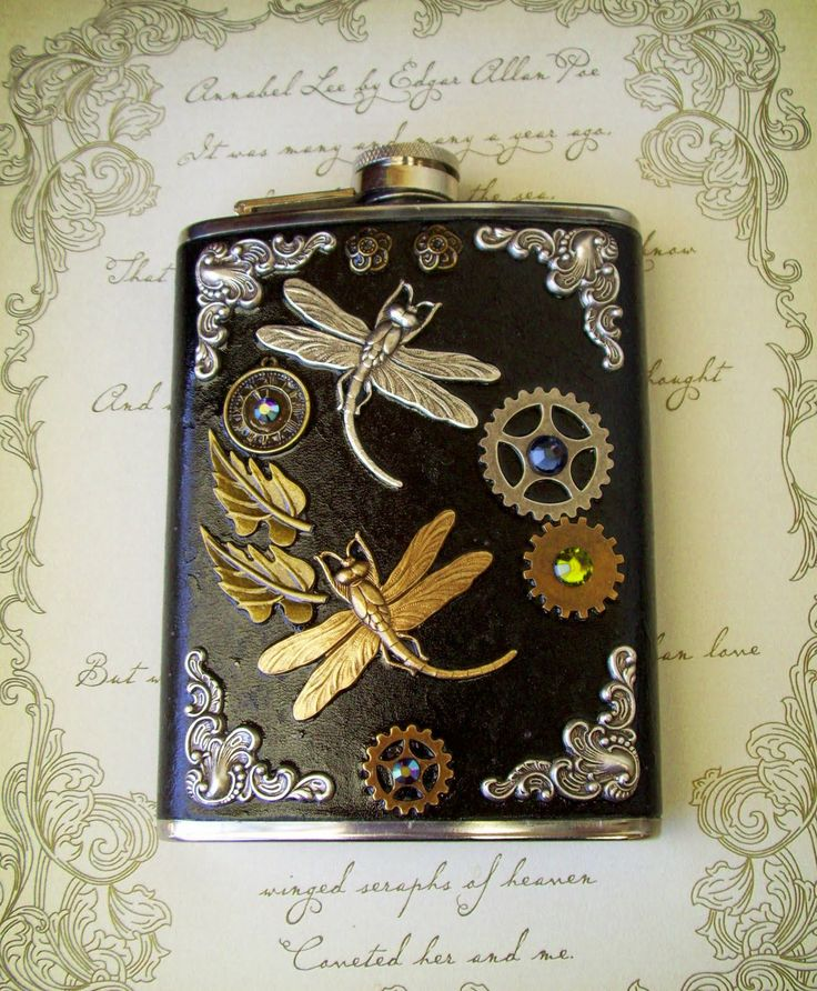 Is Steampunk Jewelry A Craft Or An Art: Steampunk Jewelry DESIGNS BY FRISTON
