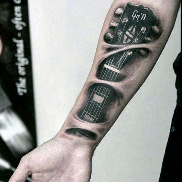 Tattoo Quotes Music: Best 25+ Music Tattoos Men Ideas On Pinterest