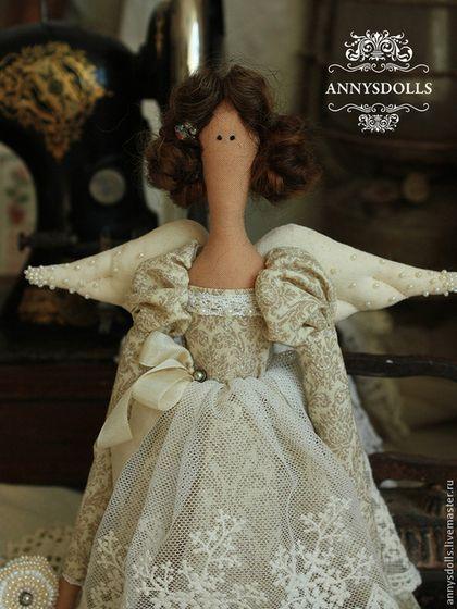 Muñecas Tildas de Annysdolls Anna Yakushenko C/L