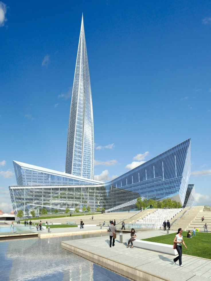 The 10 Tallest Buildings Under Construction in Europe