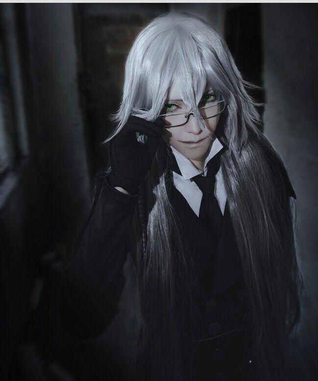 Kuroshitsuji Undertaker cosplay