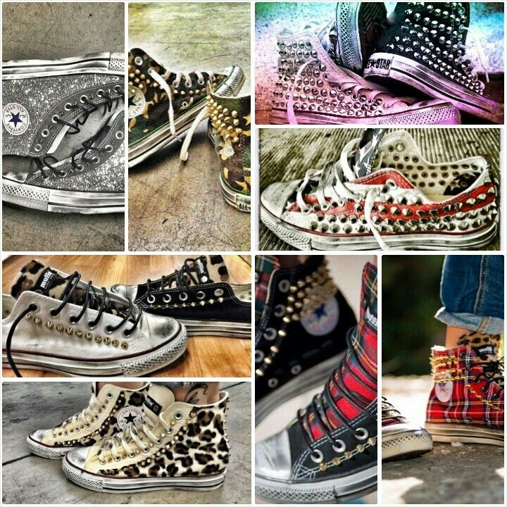 Converse All Star Borchie Limited Edition