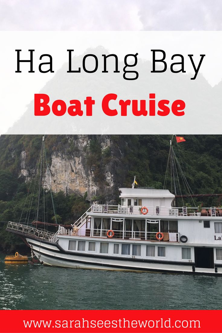We searched through tons of companies offering cruises in Ha Long Bay, but we were so glad we chose this company. It was luxurious and romantic! See which tour company we chose and make sure you save this to your travel board.