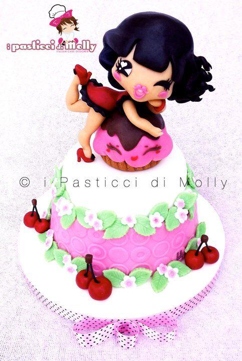 Molly Cake Artist : 155 best i pasticci di Molly di Eleonora Coppini images on ...