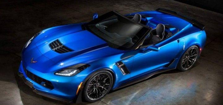 2015 Corvette Z06 Convertible Leaked