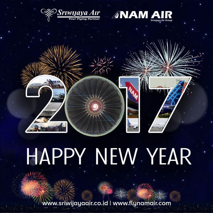 Selamat Tahun Baru 2017 Partners! Semoga di tahun yang baru ini keberuntungan dan kesuksesan selalu menyertai kita semua.