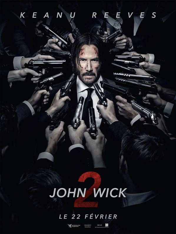 Nouvelles images pour JOHN WICK 2 avec Keanu Reeves