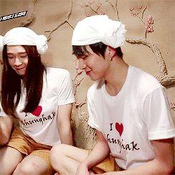 Kang Seung Yoon Girlfriend | Best girlfriend ever XD