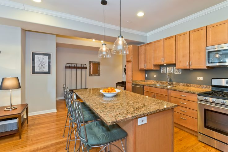 Kitchen 20x10 Extrawide gourmet chef's kitchen with