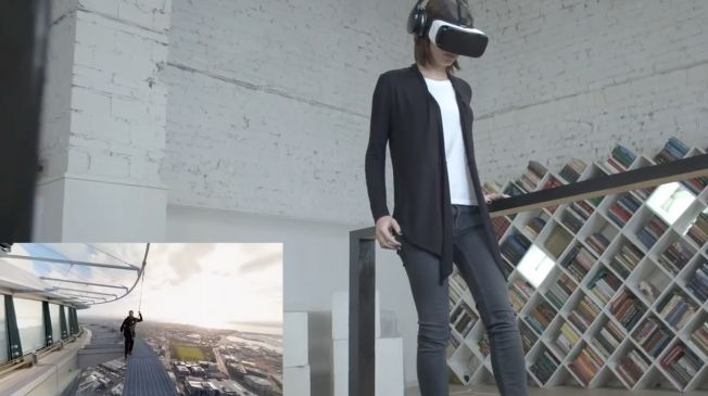 Samsung VR Headsets Help Millennials Overcome Their Fears in Persuasive New Ads | Adweek: March 3, 2016