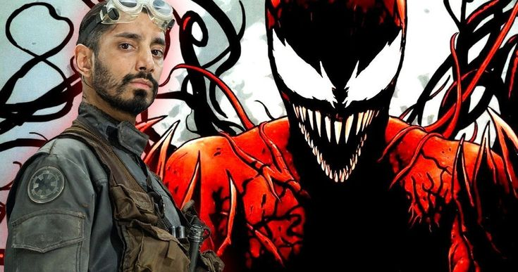 Riz Ahmed's Venom Character Revealed, and He's Not Carnage -- Riz Ahmed has been spotted on the set of Venom and it has become obvious that he won't be playing the villain Carnage as expected. -- http://movieweb.com/venom-movie-riz-ahmed-character-not-carnage/