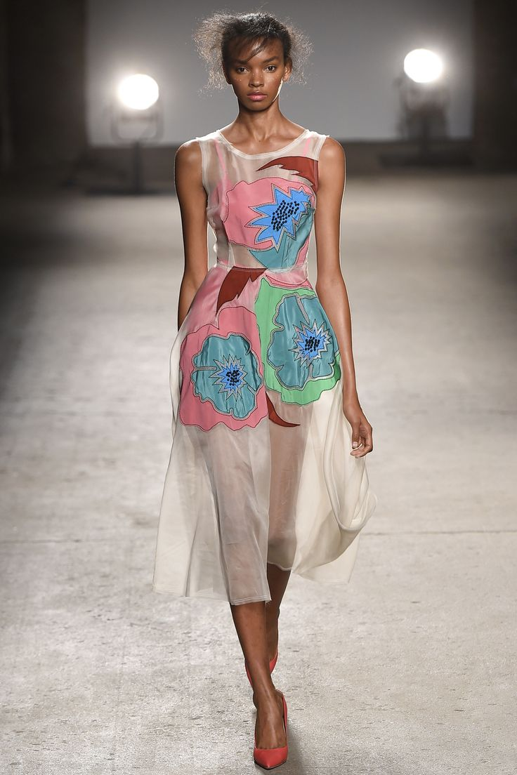 Tracy Reese Spring 2016 Ready-to-Wear Fashion Show