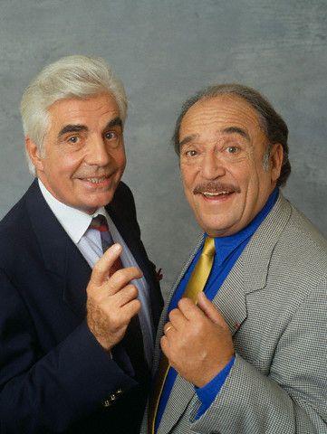 Roger Pierre et Jean Marc Thibault !