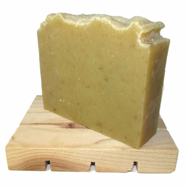 Lime in the Coconut, Natural Shampoo Bar