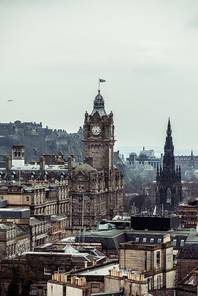 edinburgh, scotland | travel photography #cities