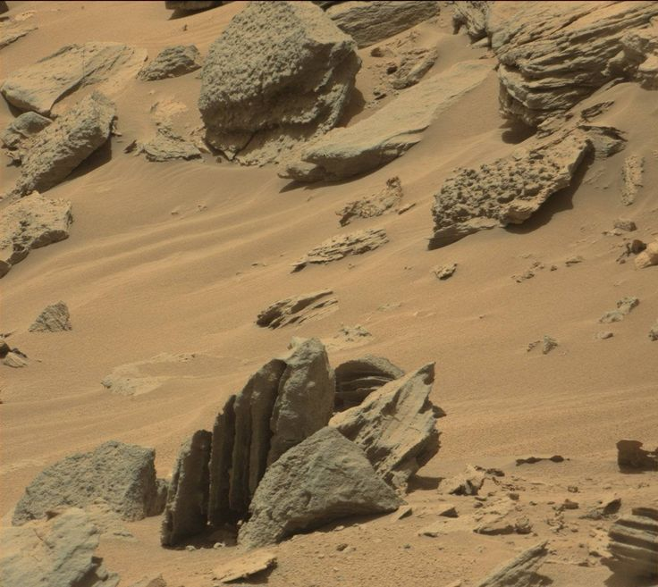 New Zoom-and-Enhance Technique Brings Mars Into Focus