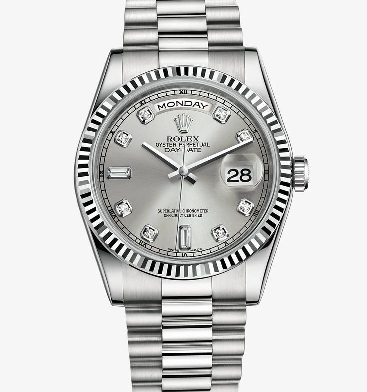 Rolex Day-Date Watch - Rolex Timeless Luxury Watches