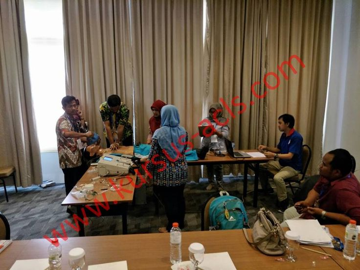 ACLS (Advanced Cardiac Life Support) 2018 Tempat Pelatihan : PERKI HOUSE Jl. Danau Toba No.139 A-C, Bendungan Hilir, Jakarta Pusat Biaya Pelatihan* : Rp. 2.500.000 / Peserta Pembayaran: Pembayaran dapat dilakukan dengan Transfer via Teller Bank / ATM / Mobile Banking/ Internet No Rek : 117-000654139-5 Info dan Registrasi, dapat menghubungi 08788 96 99 789/ BBM 5441F2A2
