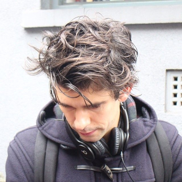 ball-of-wool:  Look at that majestic mop though! #benwhishaw #mojotheplay