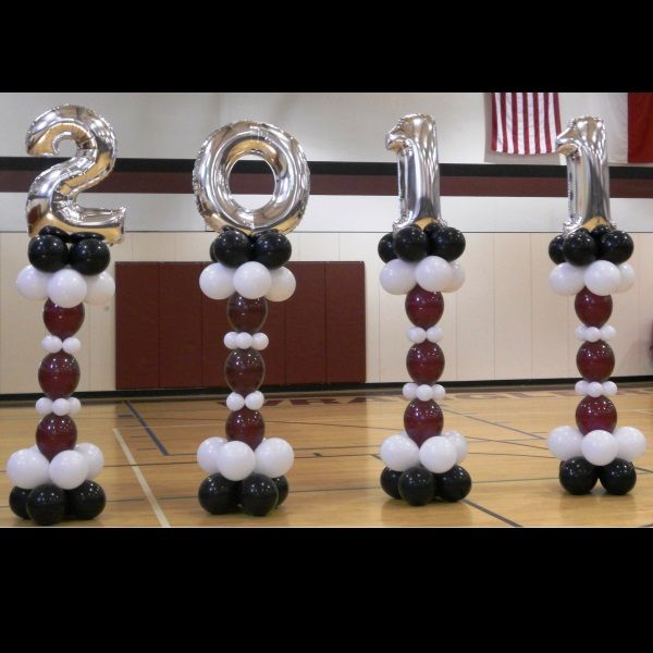 graduation arches | Graduation Balloons